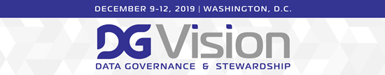 Data Governance & Stewardship in Washington, D.C. on Dec. 9, 2019
